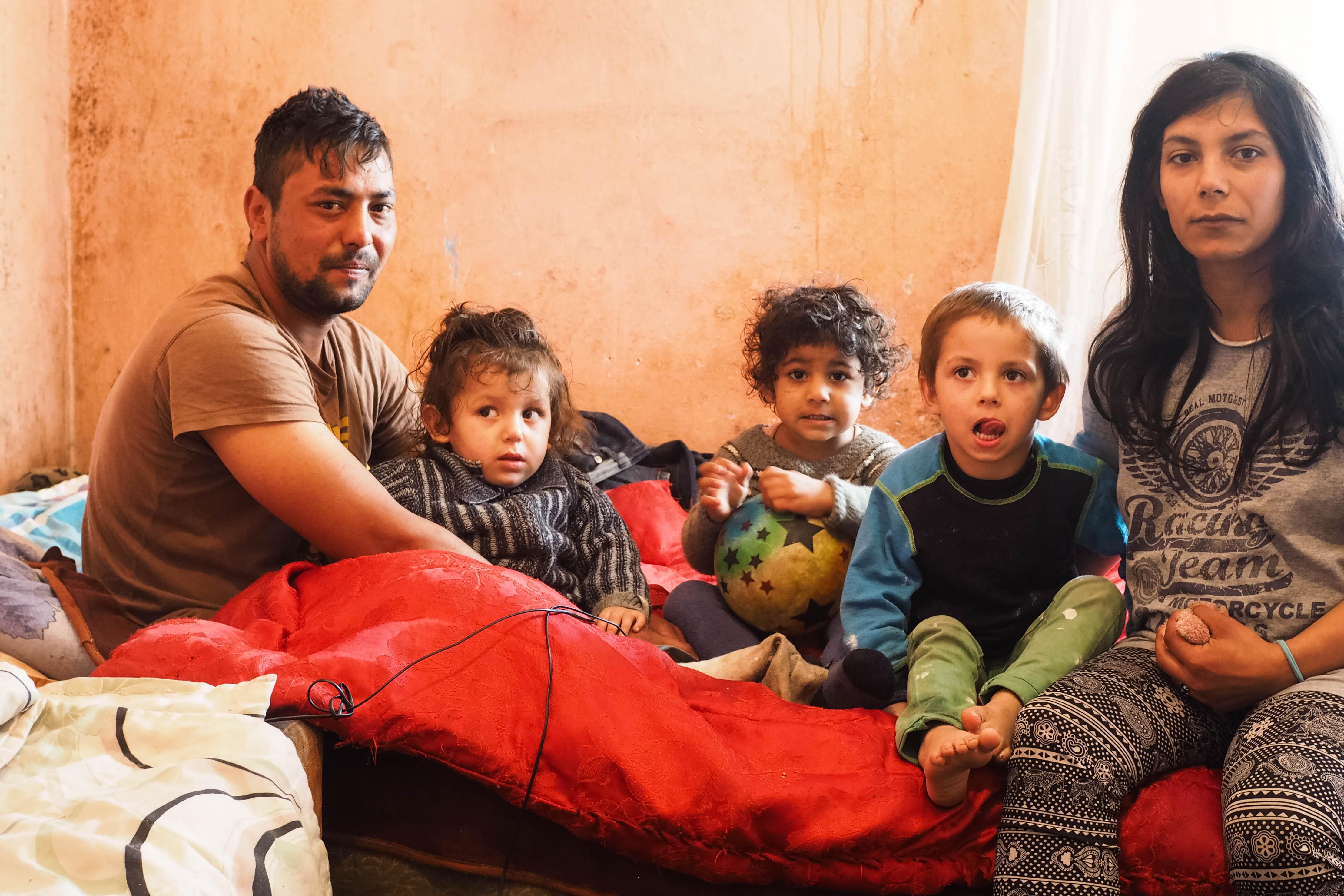 Familien Nothilfe